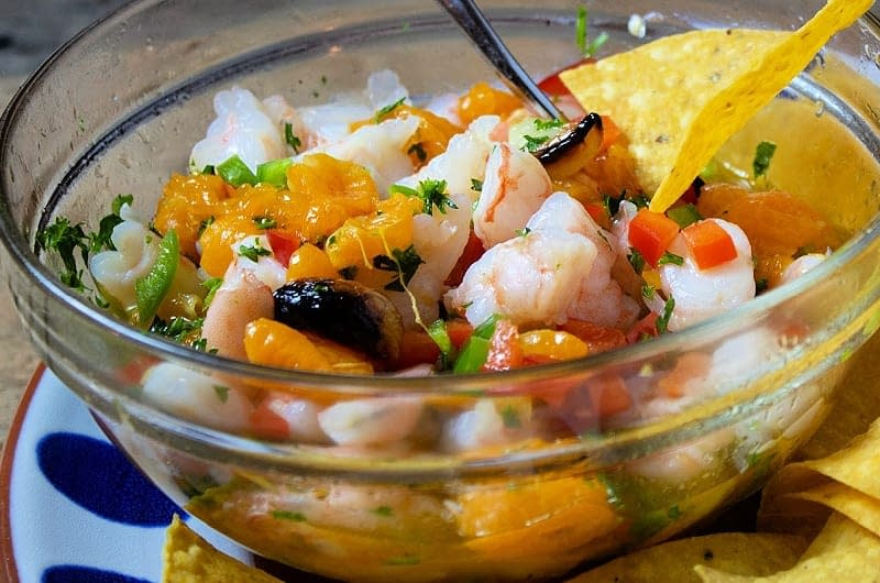 shrimp-ceviche-with-charred-tangerine-and-jalapeo-olive-oil-times-shrimp-ceviche-with-charred-tangerine-and-jalapeo