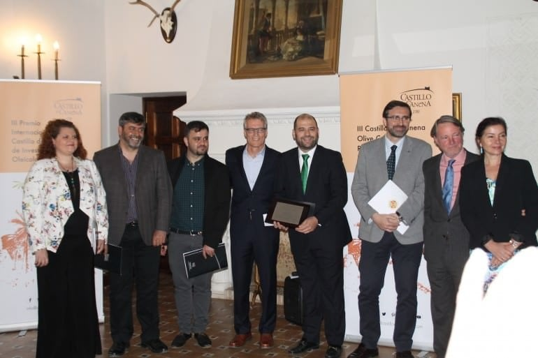 europe-north-america-uc-davis-and-the-university-of-jaen-sign-collaboration-agreement-olive-oil-times-uc-davis-and-university-of-jaen-come-together-at-castillo-de-canena-to-present-the-luis-vano-research-award