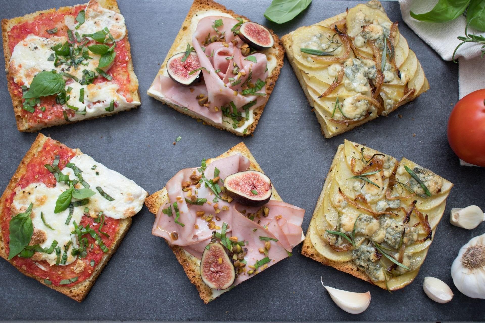 Pizza al Taglio (Roman-style Pizza by the Slice)