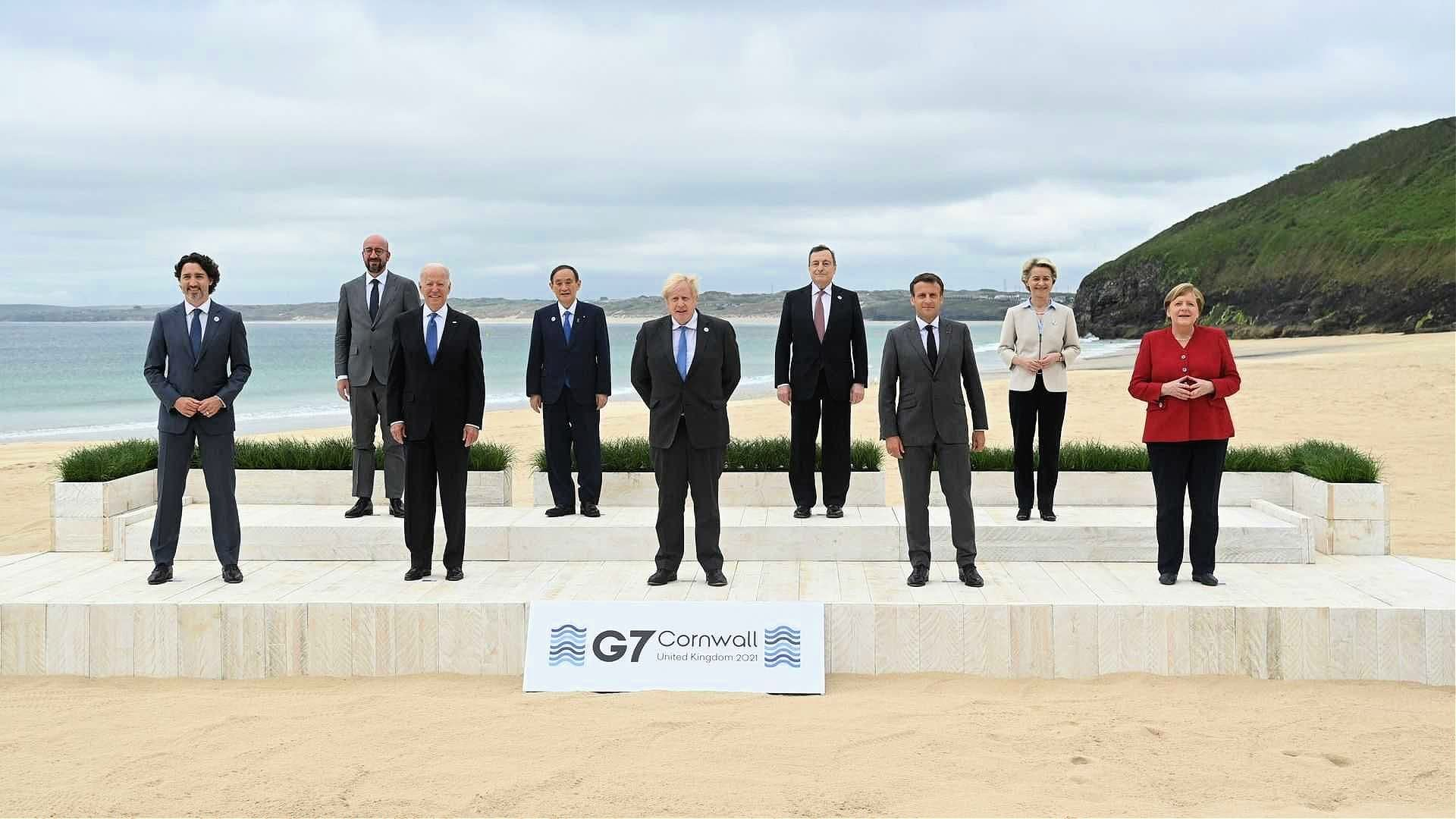 world-climate-change-topped-agenda-as-world-leaders-met-in-cornwall-for-g7-olive-oil-times