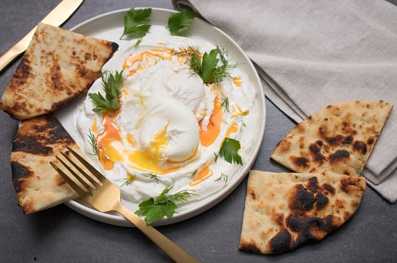poached-eggs-and-yogurt-with-smoky-pepperinfused-olive-oil-olive-oil-times-poached-eggs-and-yogurt-with-smoky-pepperinfused-olive-oil